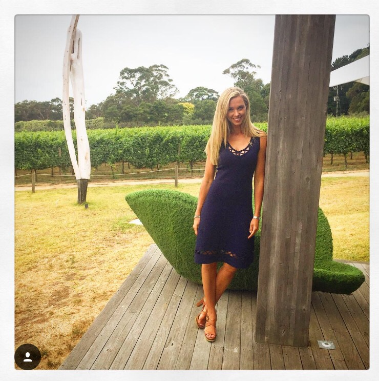 Montalto Vineyard and Olive Grove- outfit S.Wallis